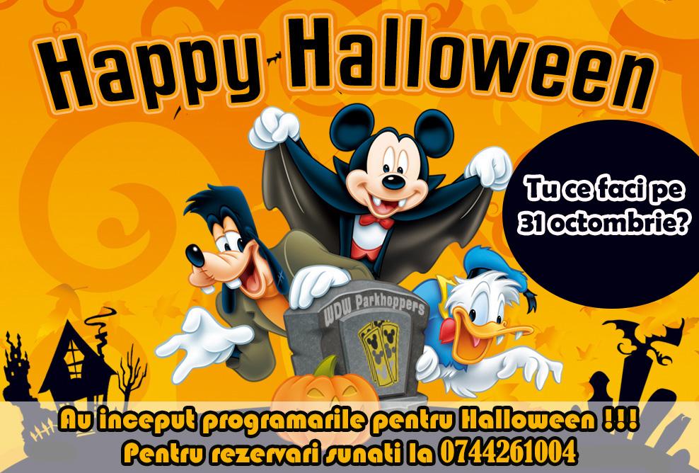 Animatori la petreceri pentru copii de halloween iasi