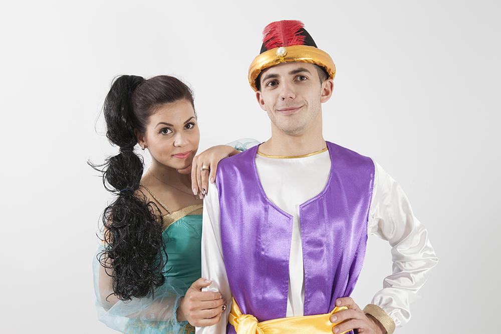 Jasmine si Aladin