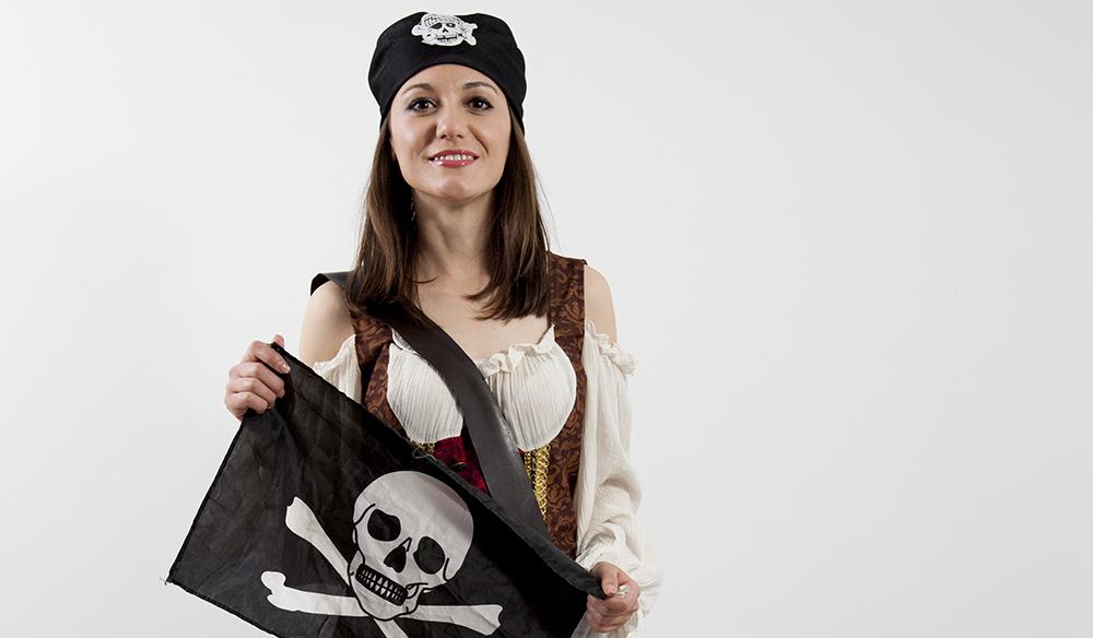 Pirat si Piraterita