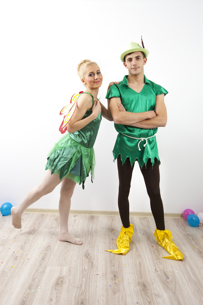 Peter Pan si Clopotica sau Tinkerbell