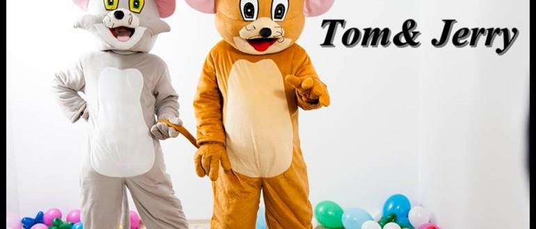 Tom si Jerry - personaje din desenele animate pt copii in Iasi