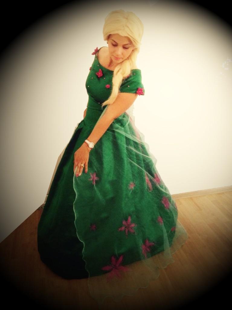 Elsa Fever in Iasi