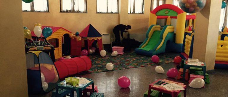 kids corner - spatiu complet pentru copii