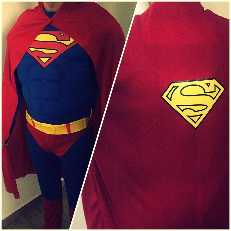Animator Superman la petreceri pentru copii in Iasi