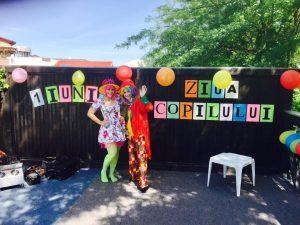 Petreceri pentru copii de 1 iunie ziua copilului in Iasi