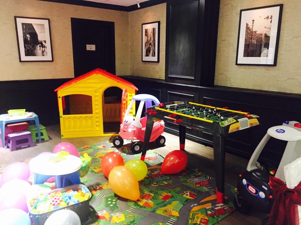 Petreceri pentru copii la spatiu de joaca in Iasi