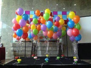 Baloane cu heliu in Iasi: rotunde cifre litere animalute