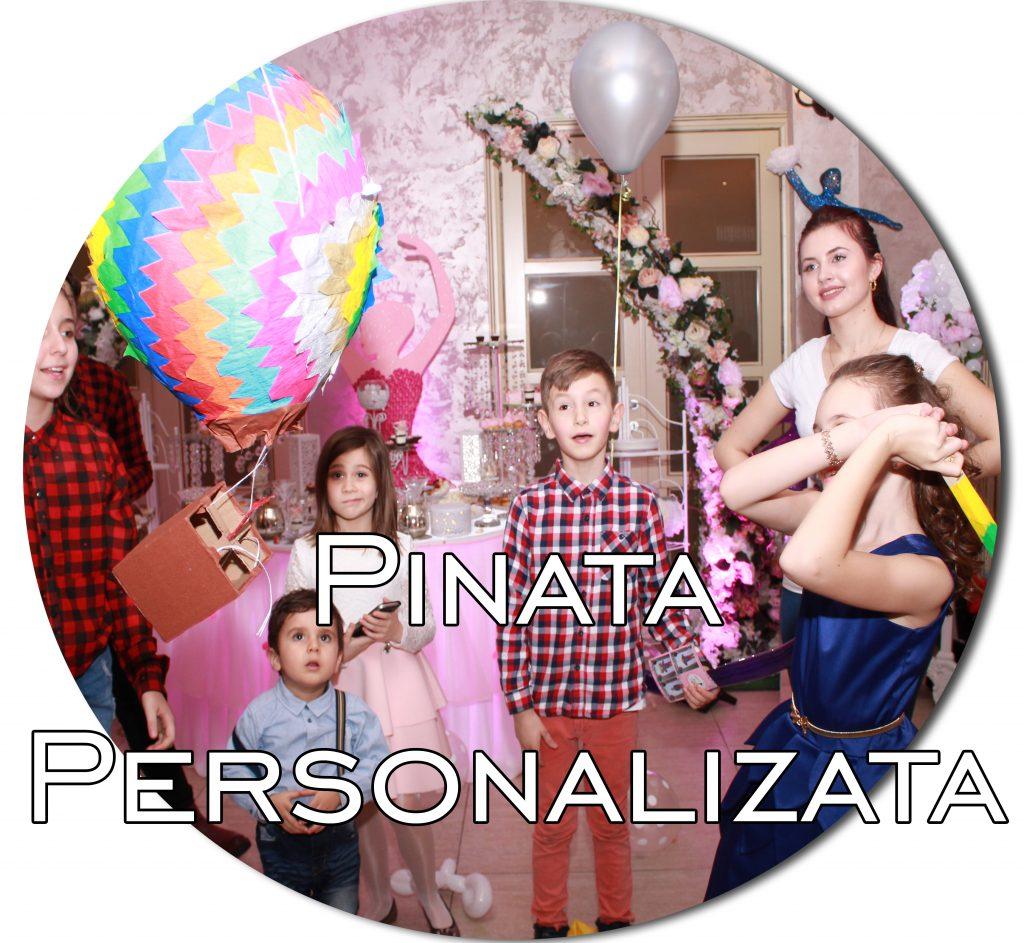 Pinata personalizata pentru petreceri copii