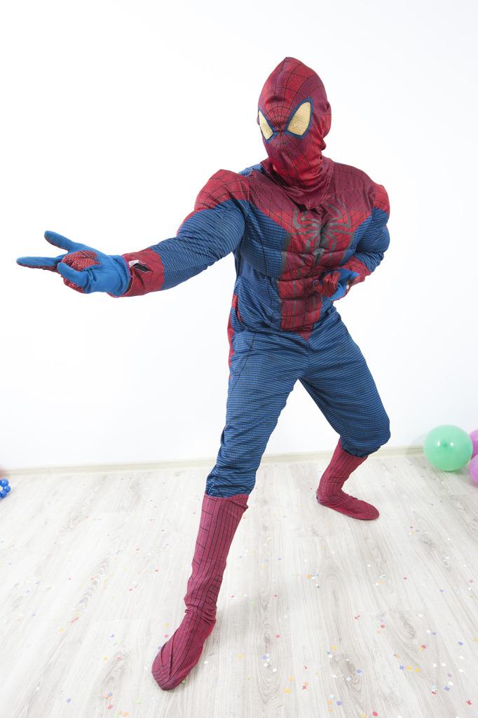 Spiderman - animator la petreceri in Iasi