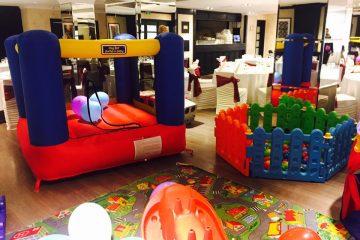 Kids Corner sau Coltul Copiilor - spatiu pentru copii amenajat in orice locatie