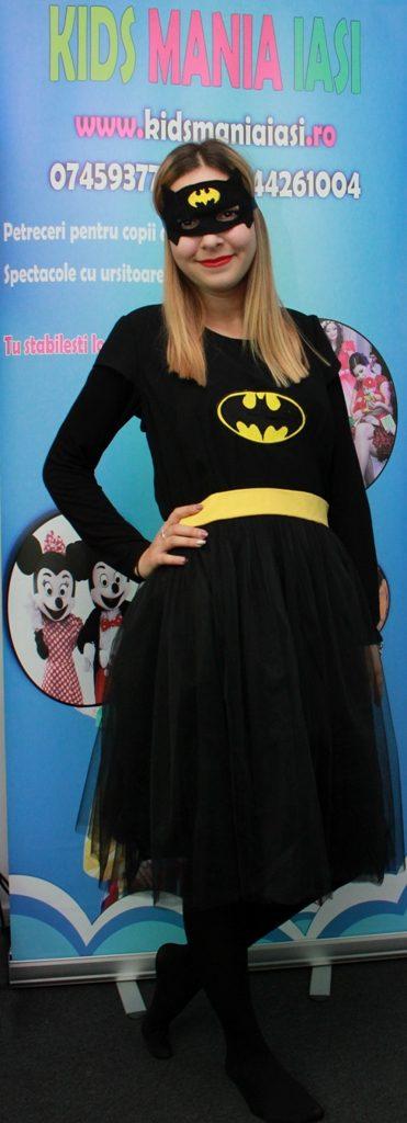 Prietena lui Batman - Batgirl