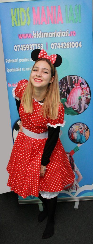 Minnie Mouse varianta 2