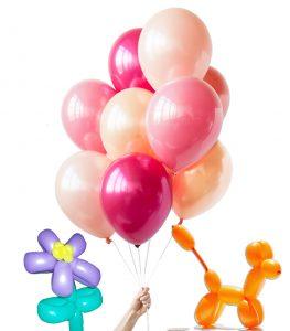 Oferta baloane modelate si baloane cu heliu iasi